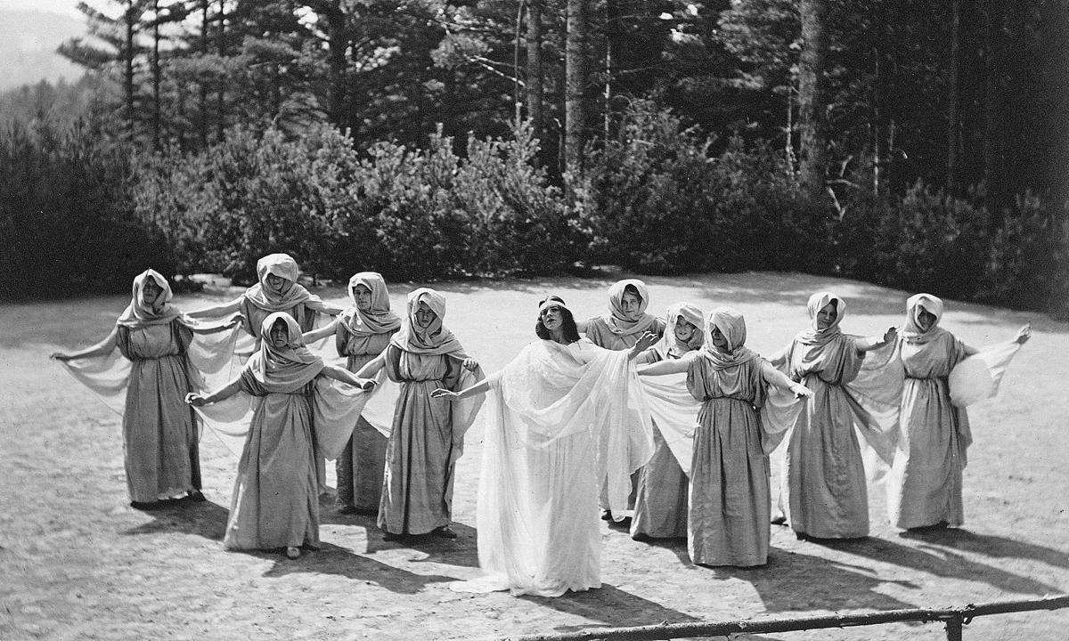 Looking Back with Aurore Eaton: The 'Pageant of Peterborough' brings fame to the MacDowell Colony