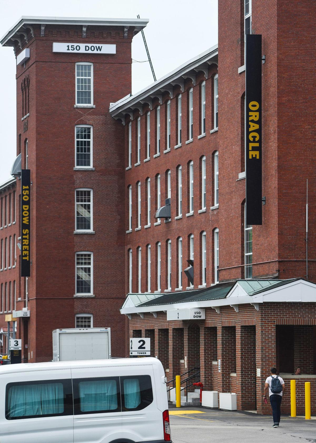 Oracle + Dyn cuts dozens of workers in Manchester Millyard