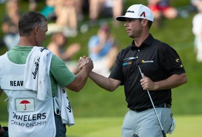 PGA: Travelers Championship - Third Round