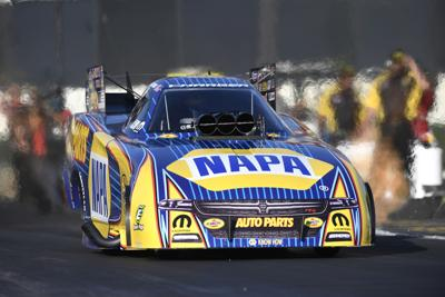 Drag racers will make some noise this holiday week at NHRA New England Nationals