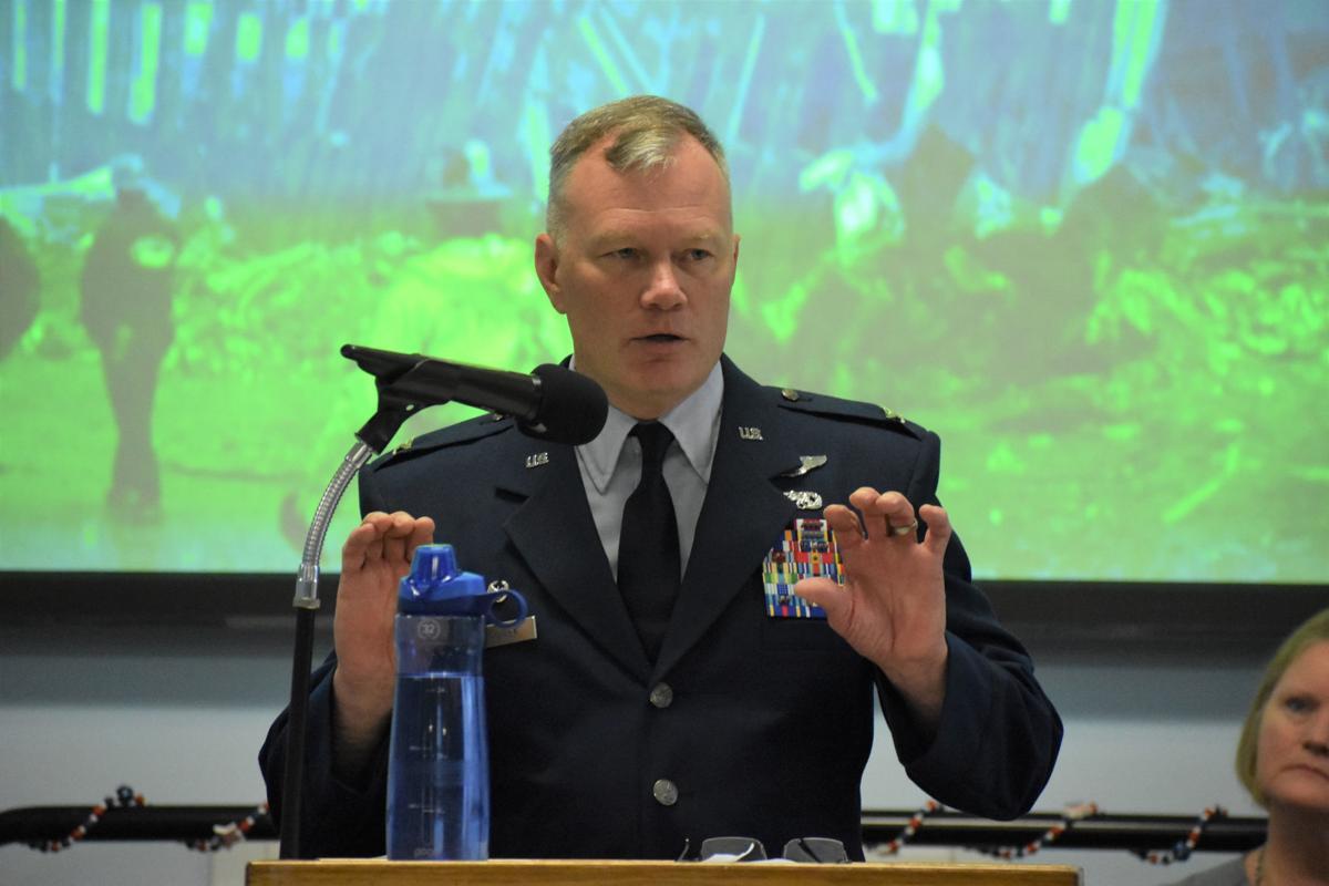 Col. John W. Pogorek, USAF