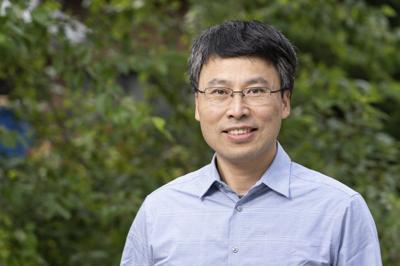 UNH researcher Mao Chen