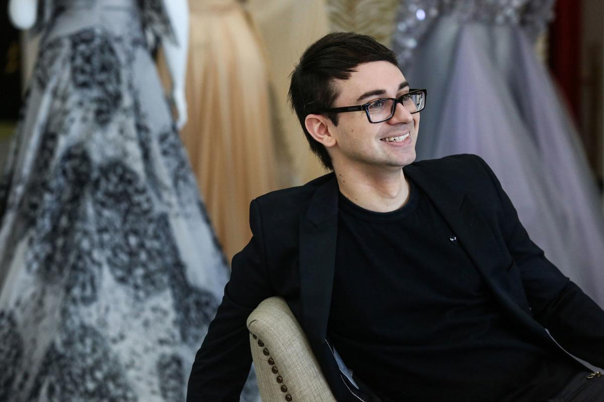 Christian Siriano on his 'Project Runway' return, creating that Oscars tux ball gown