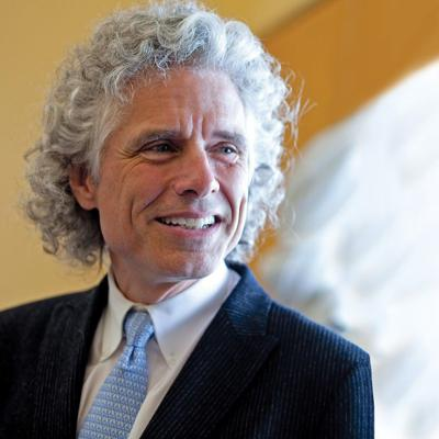 Author Steven Pinker has another bestselling book on his mind