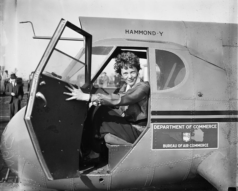 UNH crews hope to help solve questions about Amelia Earhart's final flight
