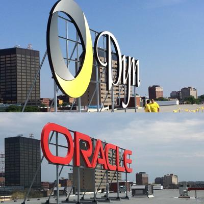 Oracle/Dyn signs