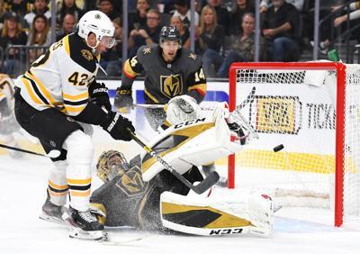 Bruins at Vegas Golden Knights