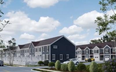 Dumaine Avenue condo development