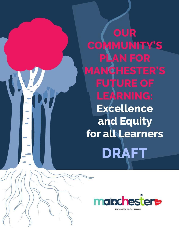 Manchester Proud draft plan