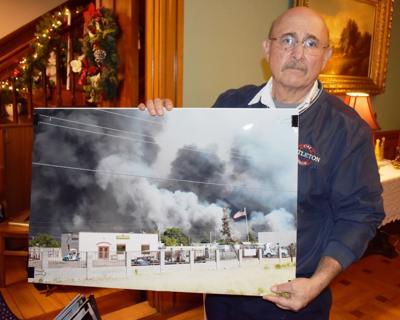 Littleton Fire Chief Joseph Mercieri Jr.
