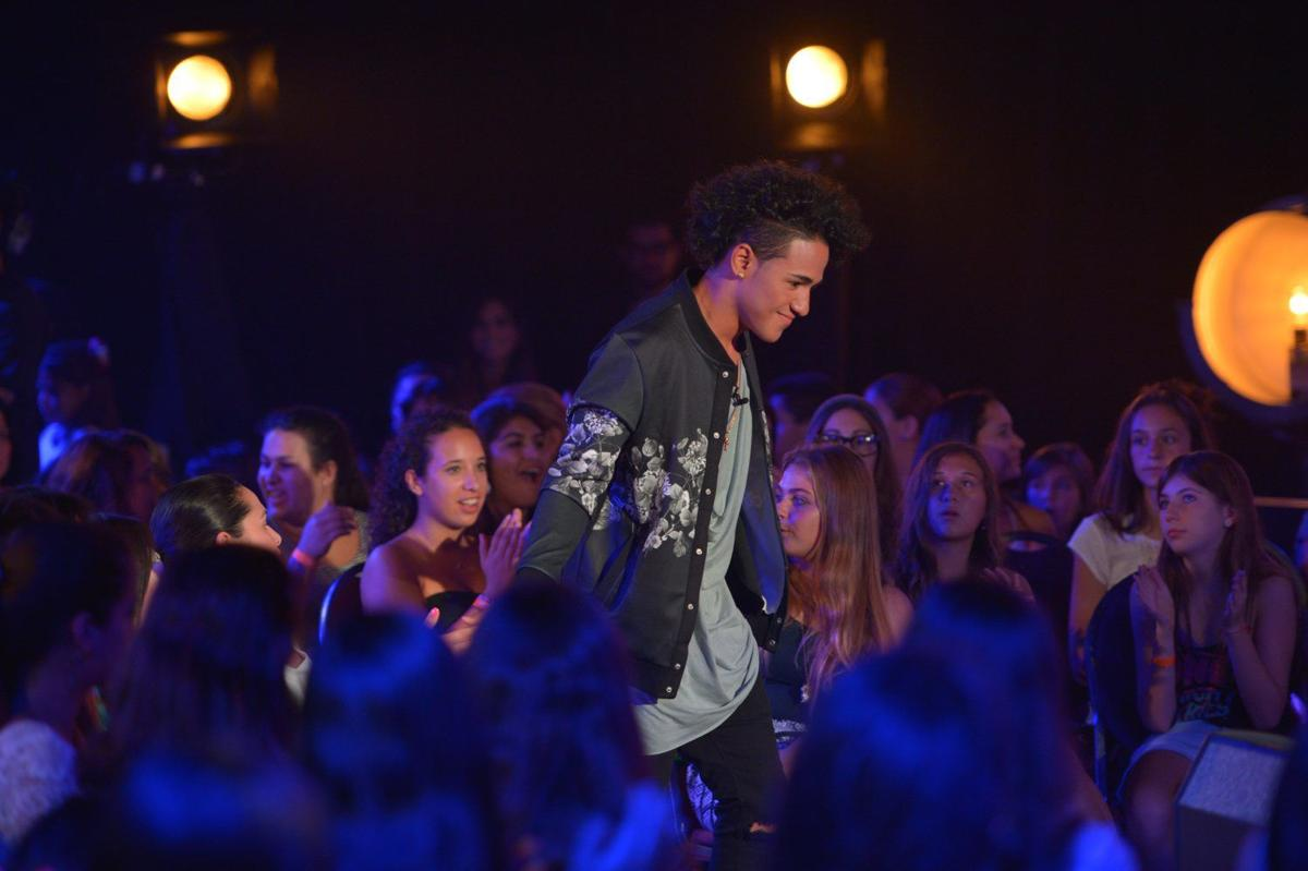 West High student advances in Latino 'boy band' search