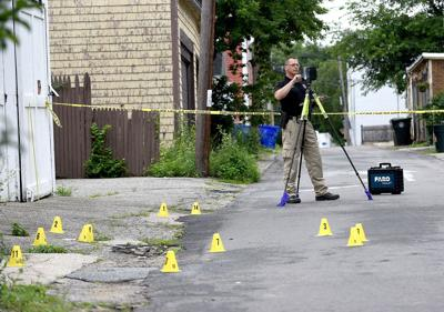 West Side Drive-By Shootings