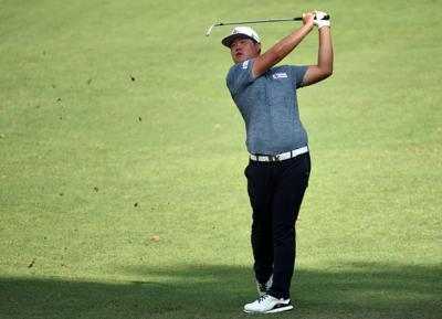 PGA: Wyndham Championship - First Round