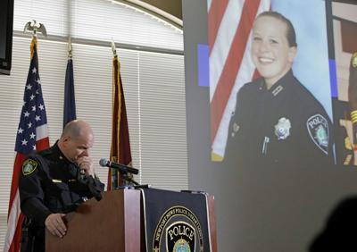 Virginia officer killed