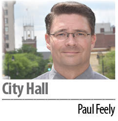 Paul Feely's City Hall