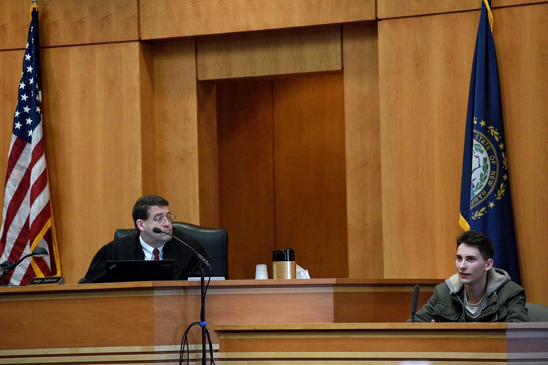 Judge David Anderson