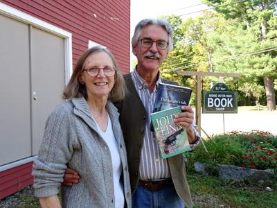A barn for books: Author and wife return to retail business with new shop in Lee