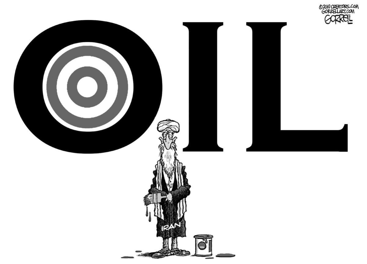 Editorial Cartoon: Sept. 17, 2019