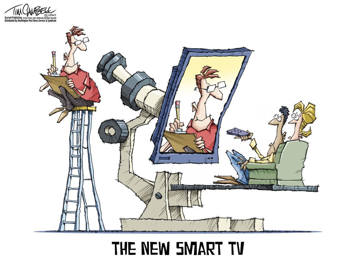 Editorial Cartoon, Dec. 13, 2019