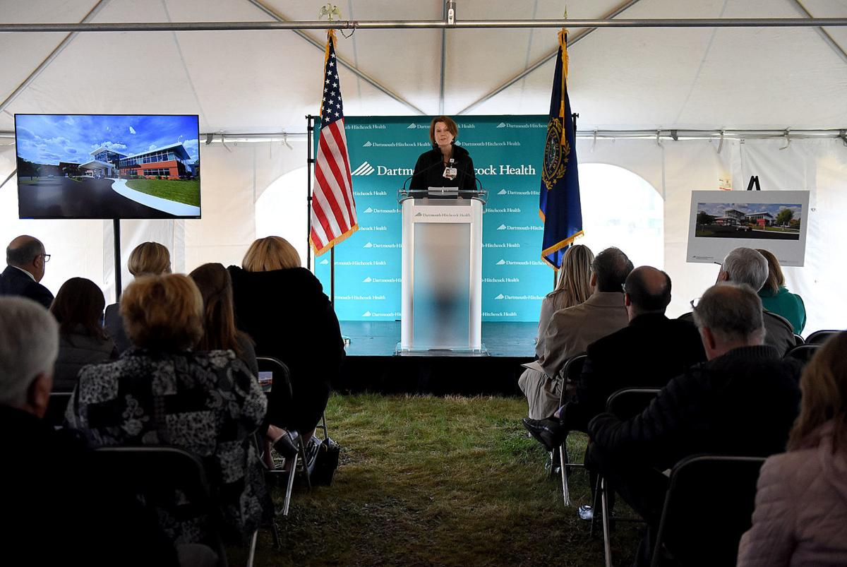$59 million Dartmouth-Hitchcock Health expansion
