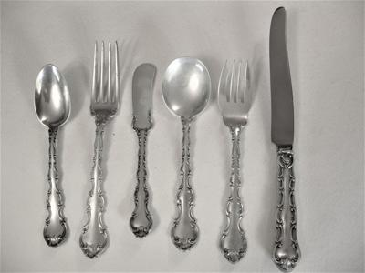 'Treasures in the Attic': Flatware set comes from powerhouse of American silver making