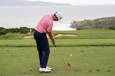 PGA: Sentry Tournament of Champions - Second Round