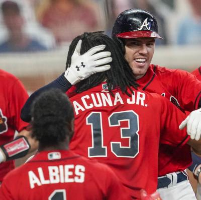 MLB: Boston Red Sox at Atlanta Braves
