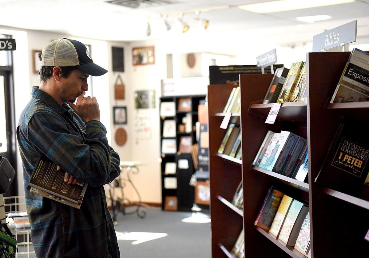 Parable Bible Bookstore