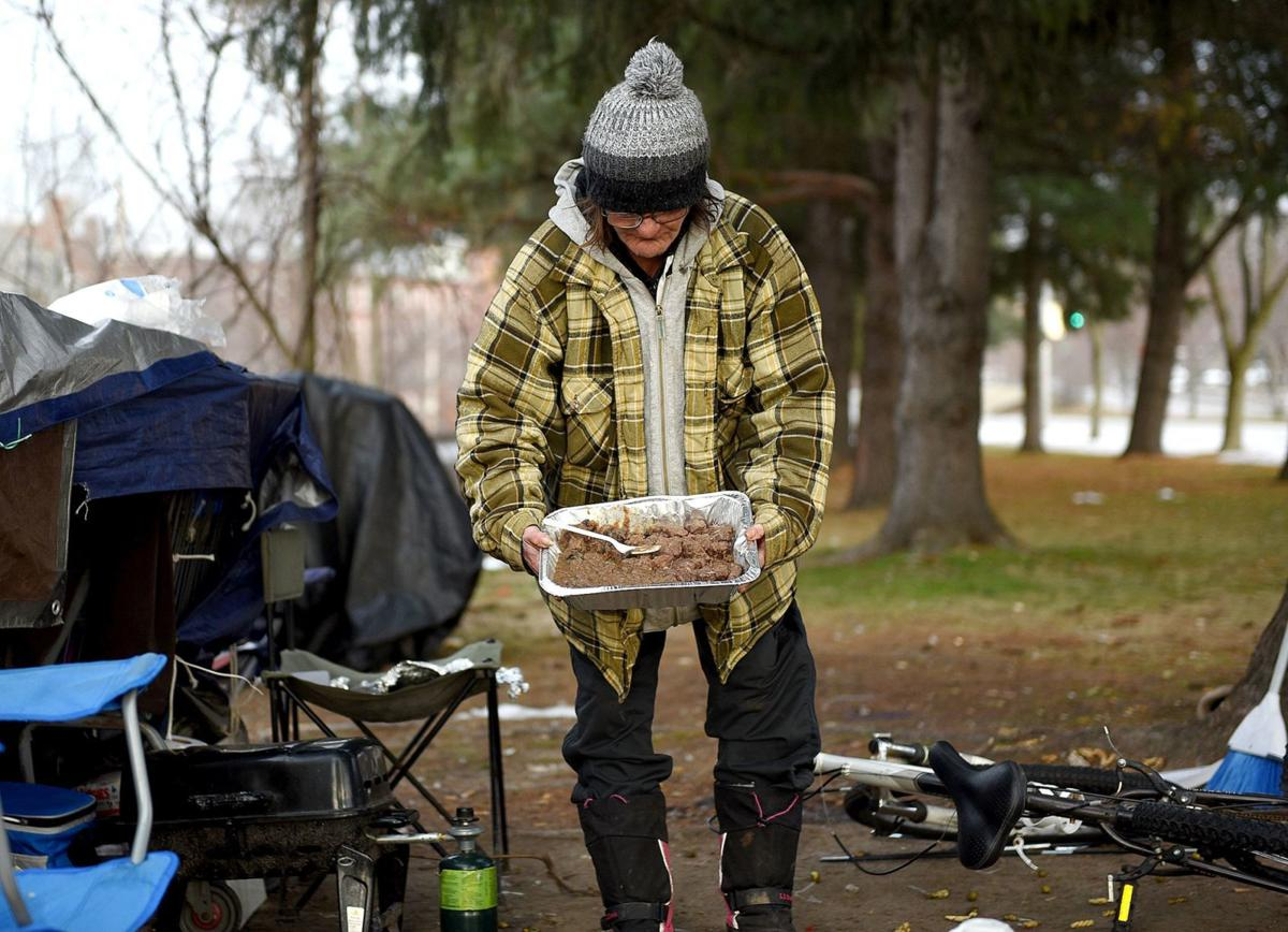 No vacancy: Housing crunch has shelters full and homeless camps growing