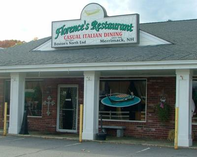 Florence's Restaurant in Merrimack to close