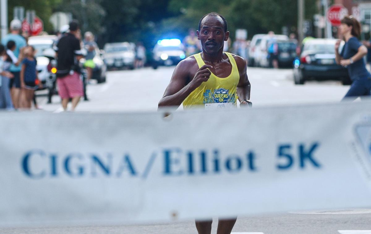 Cigna/Elliot 5K winner