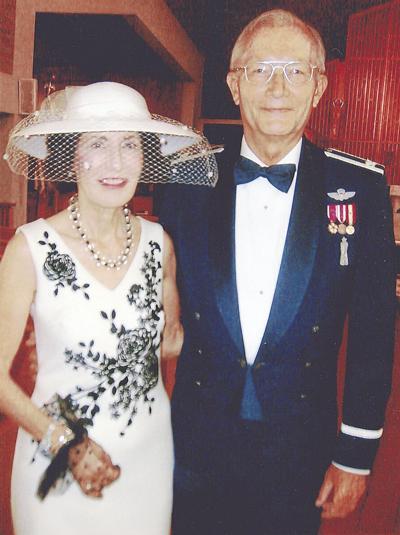 50th anniversary: Dr. and Mrs. Breuder