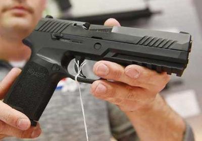 Sig Sauer P320 9mm handgun