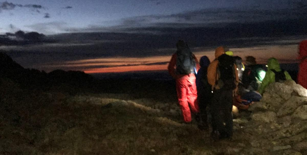 Fish and Game weighs charges against family that left 80-year-old hiker