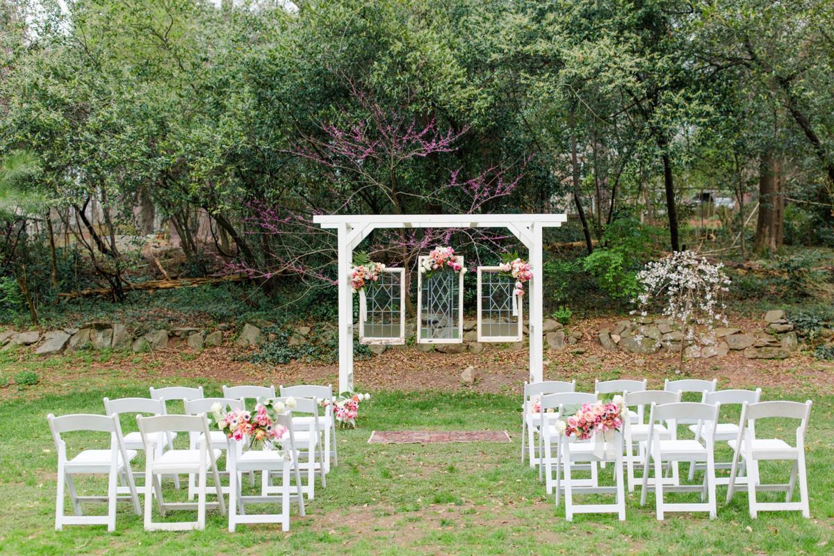 Tiny weddings