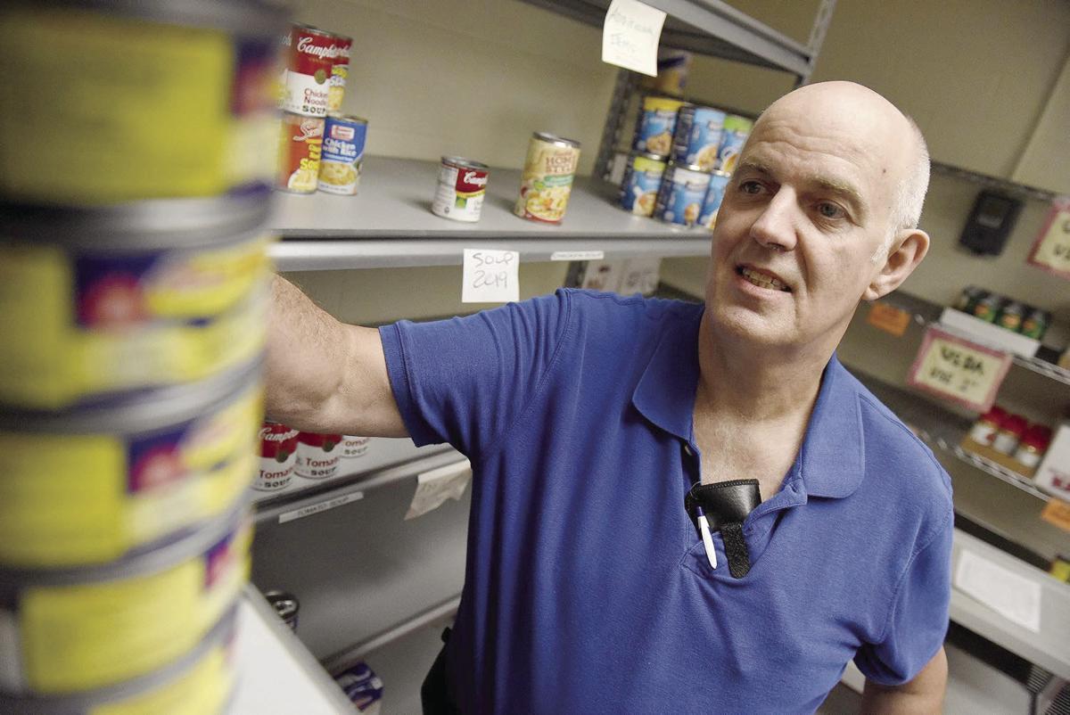 Mark Hayward's City Matters: For Hooksett's Elmer Lajoie, volunteering is a way of life