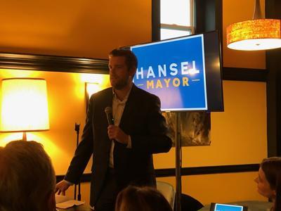 Hansel Keene mayoral race