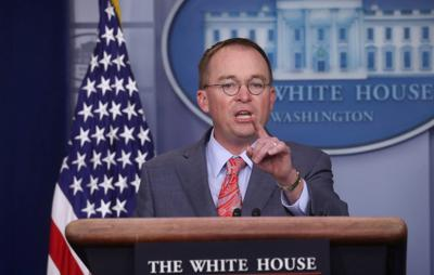 Acting White House Chief of Staff Mulvaney