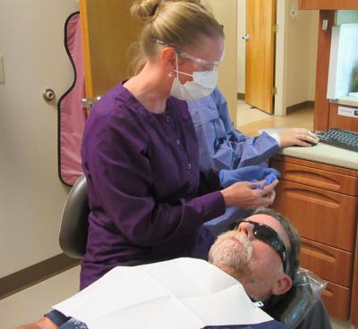 Veterans' dental care