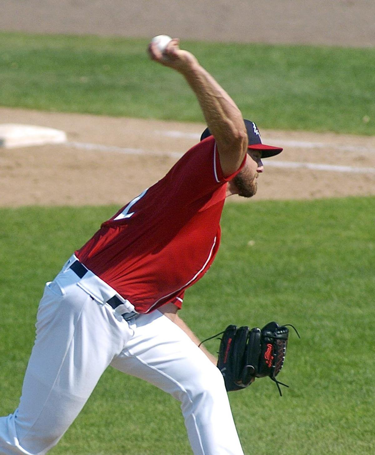 A day after clinching, Fishers win