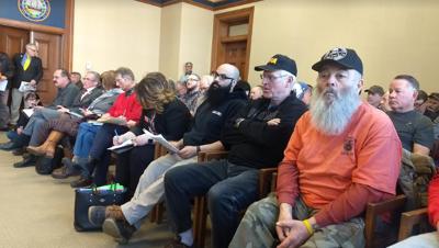House endorses gun waiting-period bill