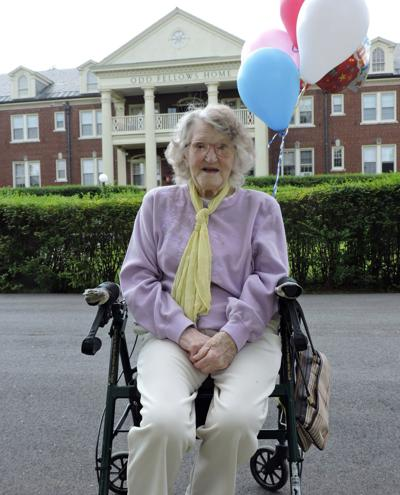 Penacook resident marks 104 years with dinner, concert