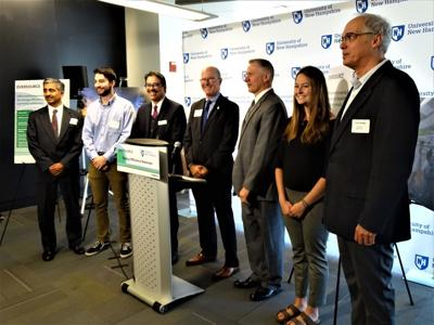 UNH and Eversource partner up to save energy on flagship campus