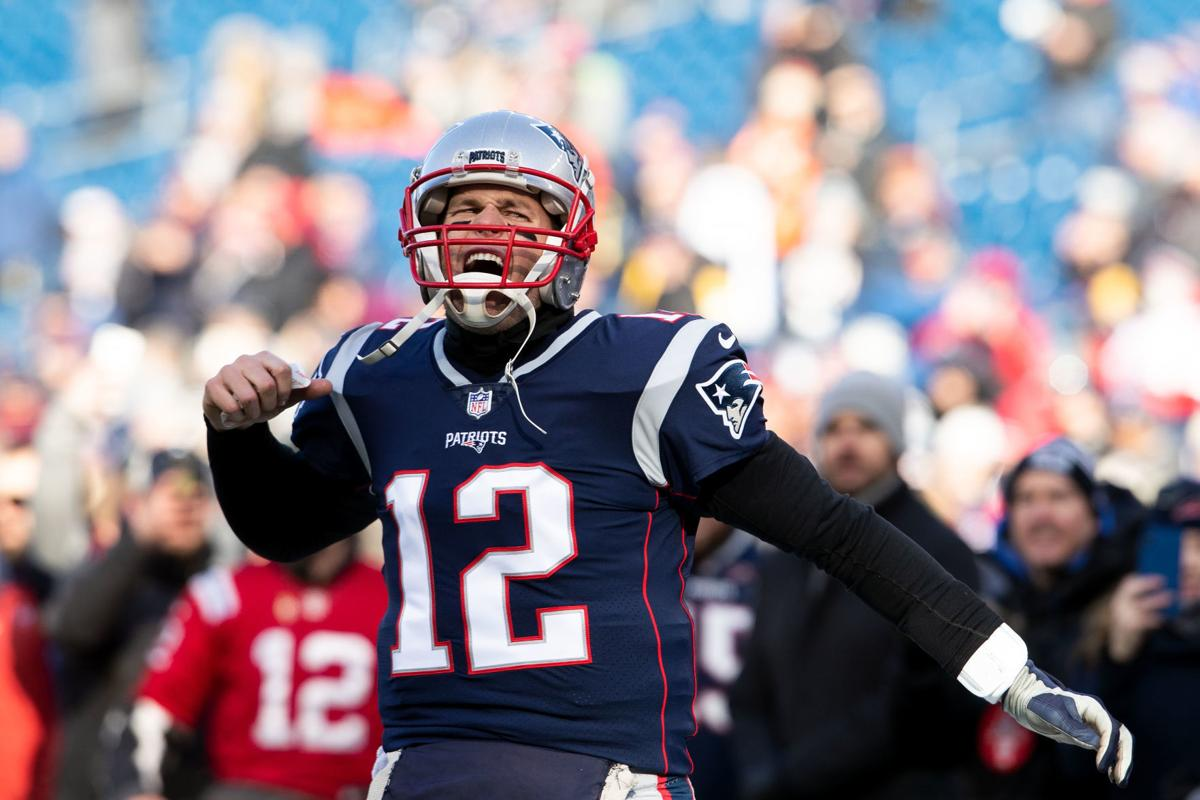 Tom Brady 'still here plugging around' at age 41 | Patriots