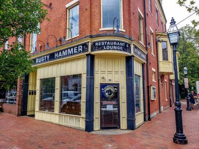 The Rusty Hammer