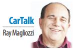 Ray Magliozzi's Car Talk sig