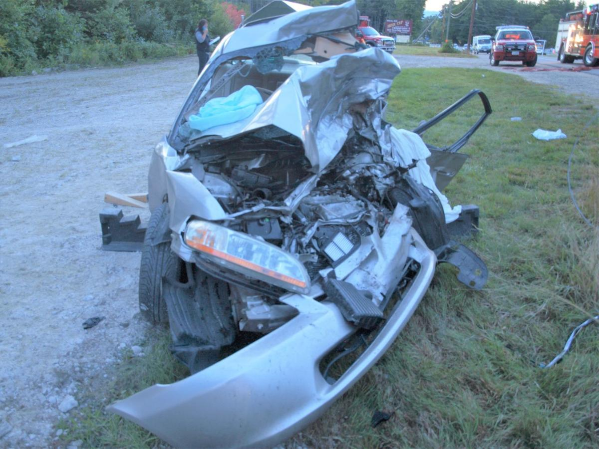 Ossipee man convicted of manslaughter in fatal crash