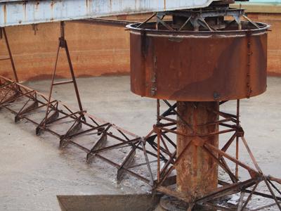 Merrimack's wastewater treatment plant