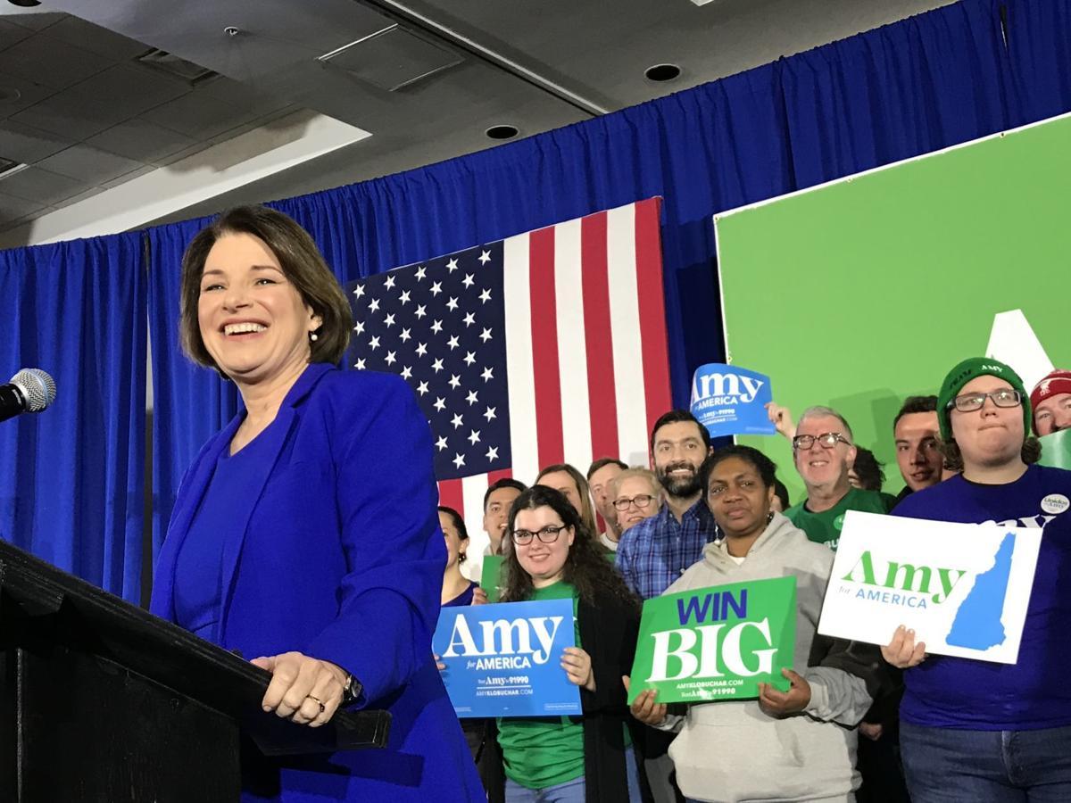 Amy Klobuchar speech