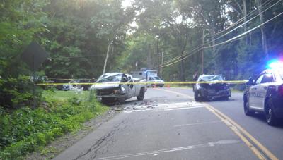 Two-car crash in Pelham kills one
